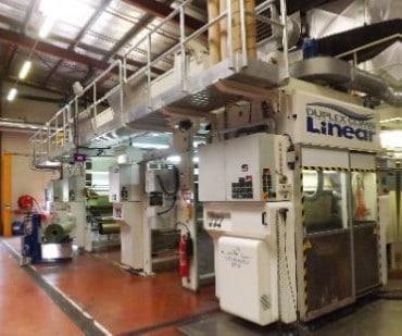 coating laminating printing rexor