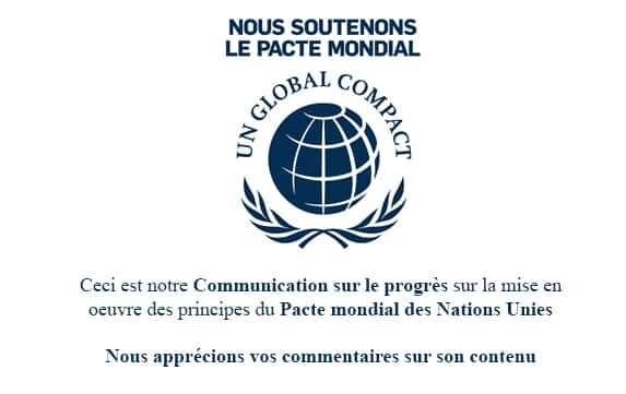 United Nations Global Compact Rexor