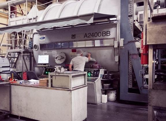 vacuum metalisation machine rexor