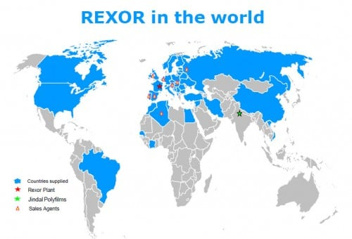 Rexor sales reprensentative