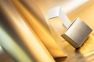 Luxury film coatings Christal-Light Classic films plastics gold silver shiny matte REXOR